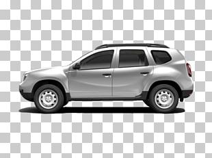 Dacia Duster Compact Sport Utility Vehicle Car PNG