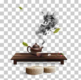 Green Tea Japanese Tea Ceremony Dong Ding Tea PNG