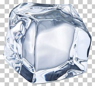 Ice Cube Crystal PNG