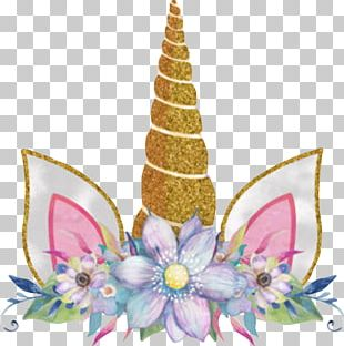 Unicorn Flower PNG