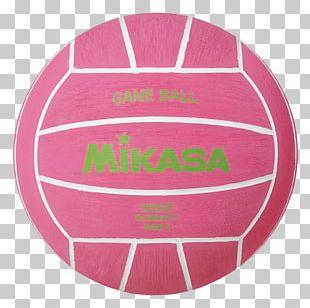 Water Polo Ball Mikasa Sports PNG