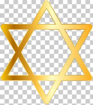 Star Of David Judaism Jerusalem PNG