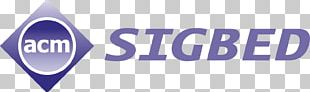 Association For Computing Machinery Logo SIGBED Brand Business PNG