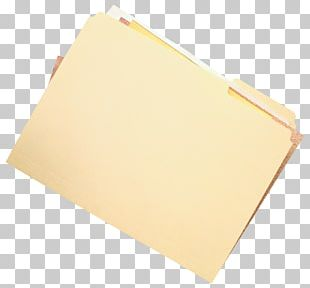Paper Rectangle Yellow PNG