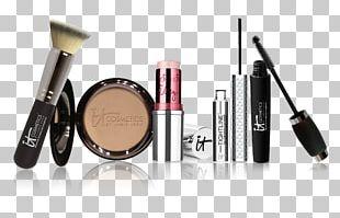 Cosmetics Makeup Brush Face Powder PNG