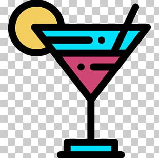 Pilsen Park Martini Glass PNG