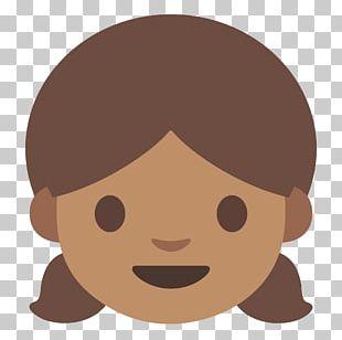 Human Skin Color Emoji Fitzpatrick Scale Child PNG