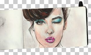Creativity Watercolor Painting Sketchbook Idea PNG