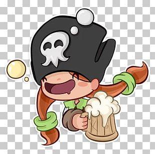 Sticker Piracy Telegram Pirate #7 PNG