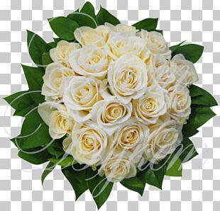 Garden Roses Flower Bouquet Bride Wedding Floral Design PNG