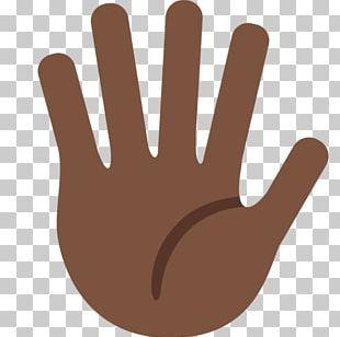 United States Emoji Domain Human Skin Color Finger PNG