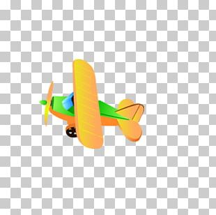 Airplane Flight PNG
