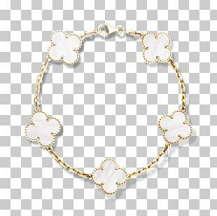 Van Cleef & Arpels Earring Bracelet Jewellery Pearl PNG