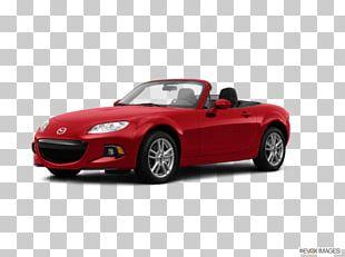 Sports Car Mazda MX-5 Car Dealership PNG