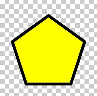 Pentagon Shape Polygon Hexagon Angle PNG