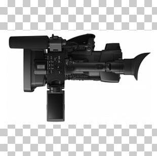 Sony XDCAM PXW-Z100 Video Cameras 4K Resolution XAVC PNG