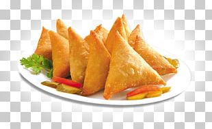 South Indian Cuisine Samosa Paratha Wrap PNG