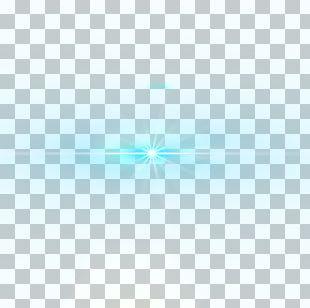 Light Beam Blue Green PNG