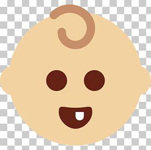 Emoji Infant Boy Child Birth PNG
