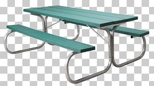 Picnic Table Tablecloth PNG