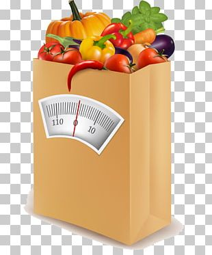 Vegetable Shopping Bag Stock Photography PNG