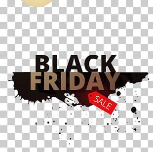 Black Friday Sales Gift PNG