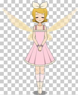 Fairy Export Costume Cartoon PNG