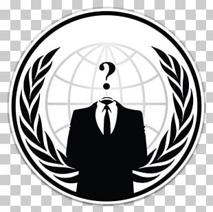 Anonymous Logo 2013 Singapore Cyberattacks Zazzle Hacktivism PNG