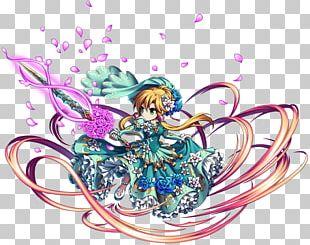 Brave Frontier Summoner Hatsune Miku Video Game Wiki PNG