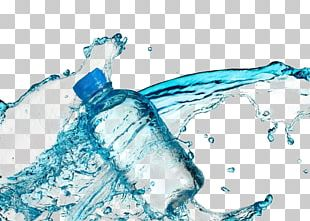 Mineral Water Water Bottle PNG