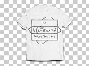 T-shirt Paper Collar Outerwear Logo PNG