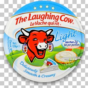 Cattle Milk Kraft Singles Gouda Cheese The Laughing Cow PNG