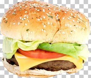 Hamburger Fast Food Cheeseburger Fried Chicken Cuisine Of The United States PNG
