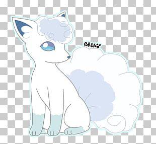 Pokémon Sun And Moon Whiskers Nine-tailed Fox Kitten Vulpix PNG