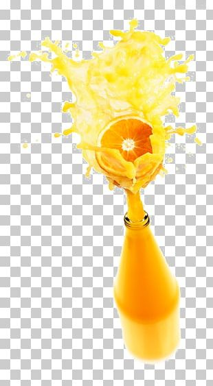 Orange Juice Smoothie Soft Drink PNG