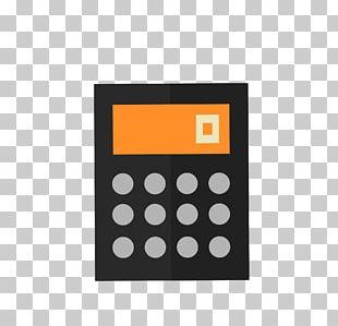 Calculator Eye Shadow Palette PNG