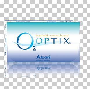 CIBA Vision O2 Optix Air Optix Aqua Multifocal Contact Lenses PNG