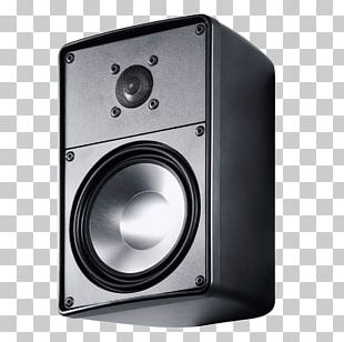 Computer Speakers Canton Plus XL.3 Loudspeaker Subwoofer High Fidelity PNG