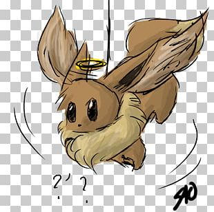 Eevee Pokémon Black 2 And White 2 Dog PNG