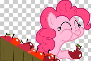Pinkie Pie Rainbow Dash Pony Twilight Sparkle Pinkie Apple Pie PNG