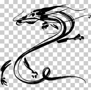 Chinese Dragon China Yi King: Le Célèbre Art Divinatoire Présenté Sur 64 Cartes Calligraphy PNG