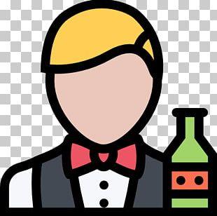Computer Icons Bartender Symbol Emoticon PNG