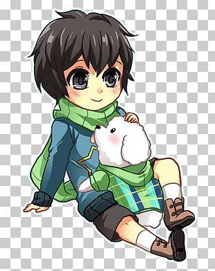 Anime Chibi Mangaka Kavaii Drawing PNG