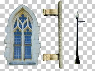Church Window Texture Mapping Photography PNG
