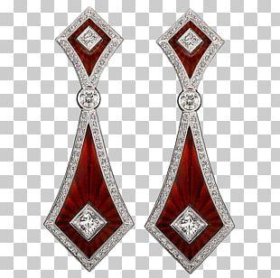 Earring Diamond Jewellery Jewelry Design PNG