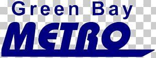 Green Bay Metro Logo Organization Font Brand PNG
