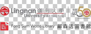Lingnan University Library The University Of Hong Kong Doctor Of Philosophy PNG