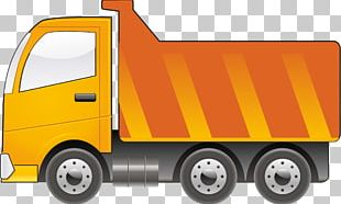 Dump Truck PNG