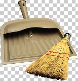 Spring Cleaning Dustpan Passover Broom PNG