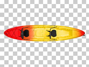 The Kayak Sit-on-top Kayak Perception Tribe 13.5 PNG